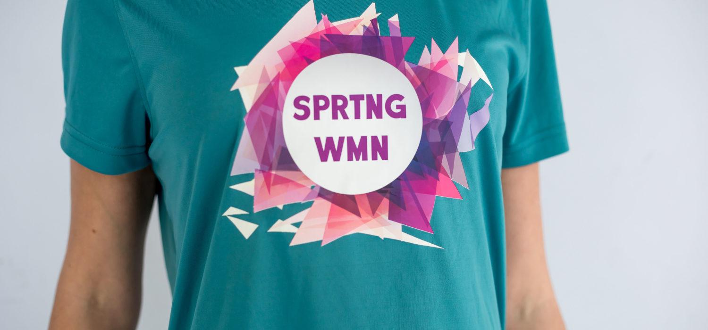 Sporting Women Funktionsshirt