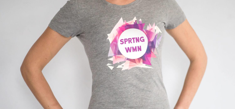 Sporting Women T-Shirt