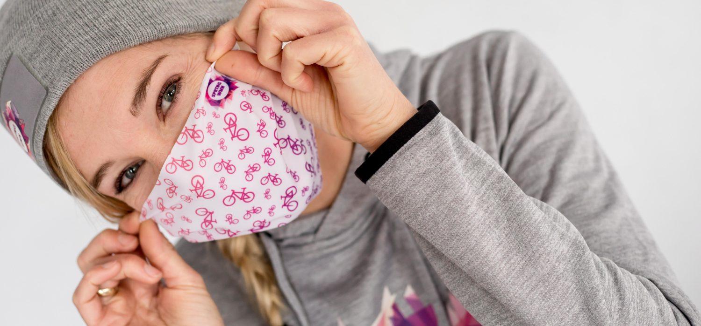 Sporting Women Mund-Nasen-Schutz