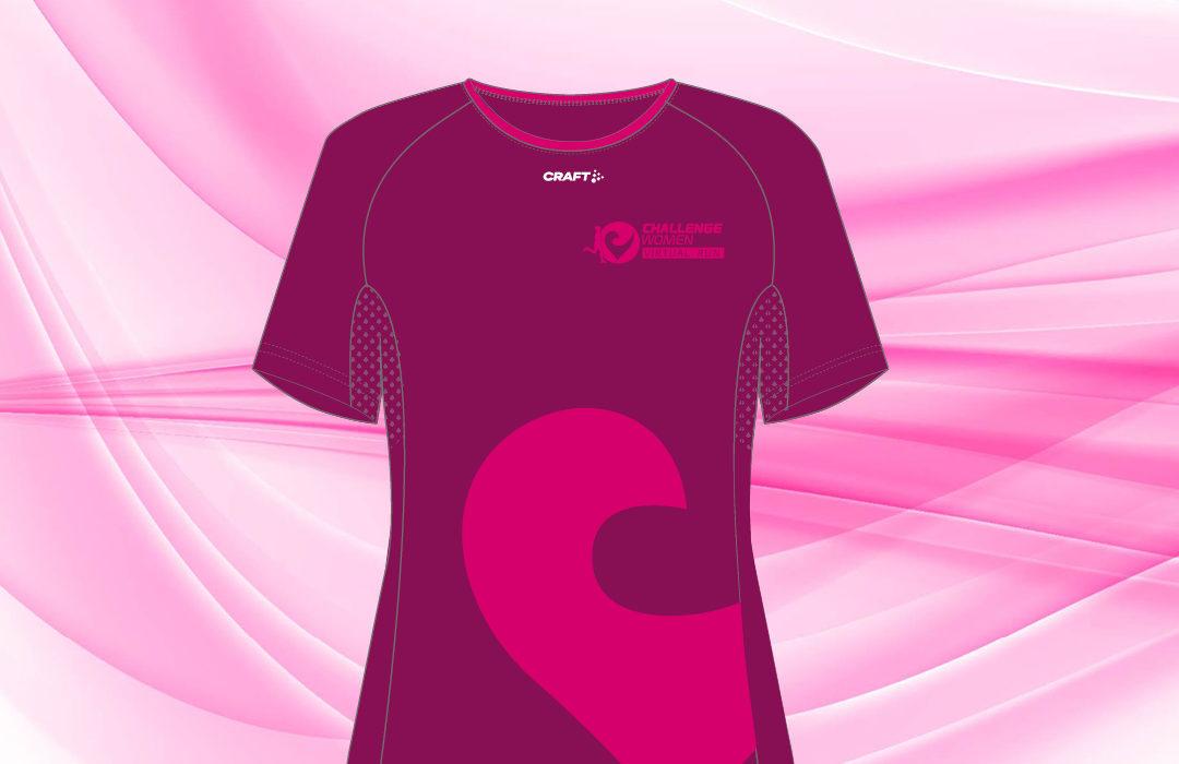 Challenge Women Virtual Run Shirt